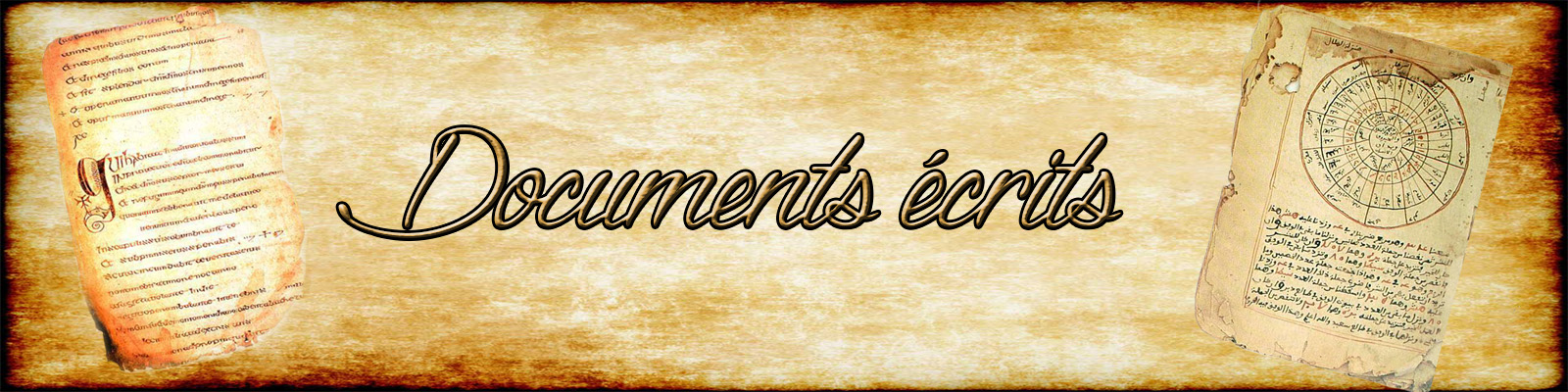 Writtendocuments_Banner